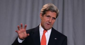 كيري يرى إمكانية تحريك مفاوضات السلام الإسرائيلية الفلسطينية