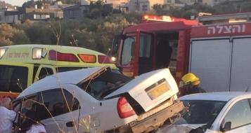 مصرع فتاتين وإصابة آخرين بحادث طرق مروّع قرب مجيدو