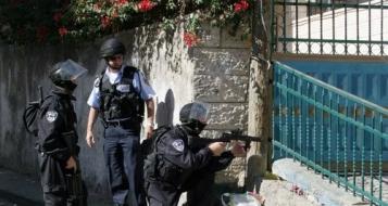 مواجهات عنيفة في مخيم قلنديا واعتقال 4 أشخاص