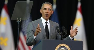 اوباما ينجح بتأمين تمرير مشروع الاتفاق النووي مع إيران