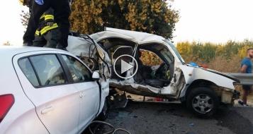 حادث مجيدو: مصرع الأختين روتاج ورنين عزامطة من الناصرة
