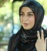 مريم خريباني شابة تطمح لفيلم رعب سينمائي