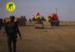 القوات العراقية تدخل مركز حمام العليل وترفع العلم العراقي فوق مبانيه