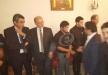 النجوم اللبنانيون يشاركون في وداع ملحم بركات