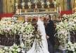 سابين غانم .. لبنانية جديدة تخطف قلب أحد المشاهير وتتزوجه