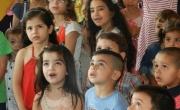 عرابة: حضانة عصافير الجنة تحتفل بيوم الطفل العالمي