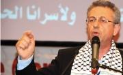 مصطفى البرغوثي: نتنياهو المخادع يرتجف من حملة المقاطعة