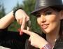 اللبنانية دارين حمزة مكرمة وتطل في عدّة أعمال رمضانيّة
