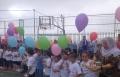 افتتاح السنة الدراسية في حرفيش: اجواء بهيجة في الابتدائية التجريبية سلطان الأطرش