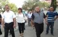 افتتاح السنة الدراسية في الناصرة: رئيس البلدية علي سلام يطلع على اوضاع مدارس المدينة