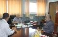 رئيس بلدية ام الفحم واعضاؤها في جولات تفقدية للمدارس