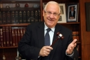 الغاء اللغة العربية: الرئيس الإسرائيلي ريفلين يعارض