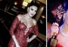 سيرين عبد النور نجمة التمثيل الأولى، تألّقت بالأحمر في الـ Murex D'Or