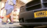سيارة حماس تعرقل المرور في شوارع نيويورك