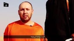 داعش يذبح الصحفي الأمريكي الثاني ويهدد بذبح مواطن بريطاني .. فيديو مروّع