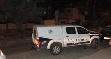 الناصرة: اطلاق نار، والشُرطة تُعقّب: مطلق النار فَرِح في عُرس قريب وسنلاحقه الليلة