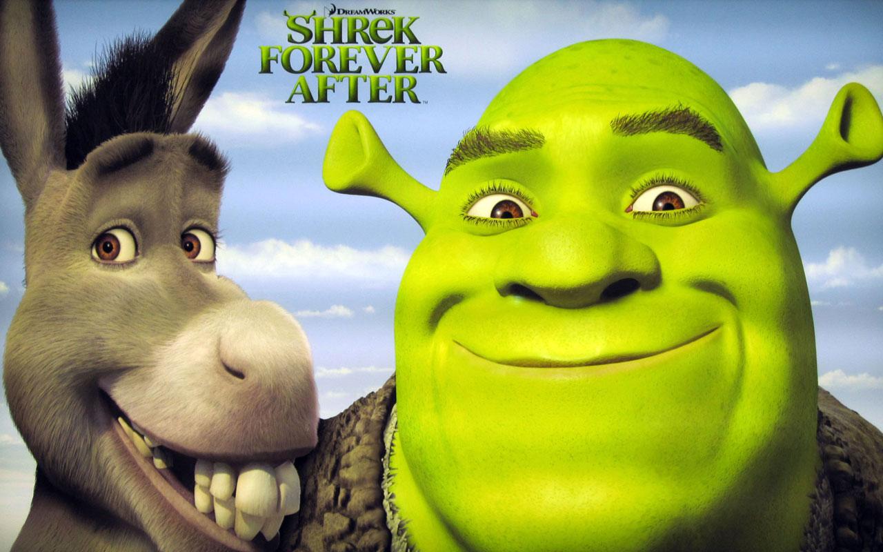 Shrek Forever After Donkey