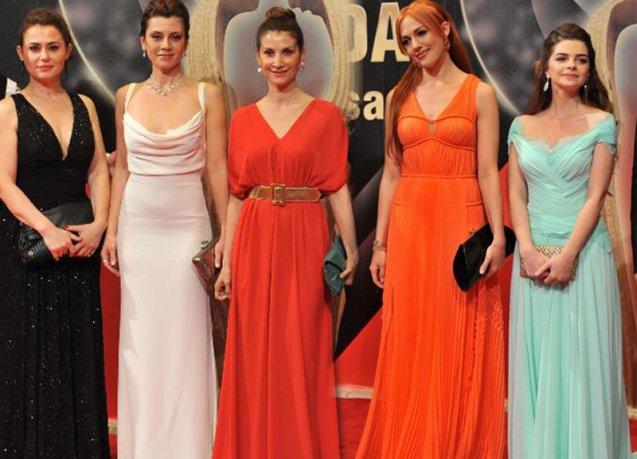 مهرجان أنطاليا الرابع للتلفزيون