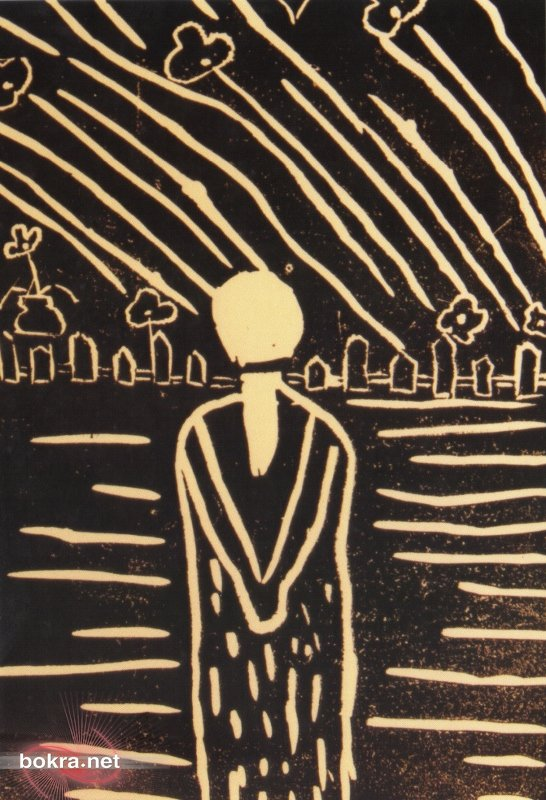 عابدي يرى مستقبل الفن الفلسطيني مرتبط بتمسكنا بهويتنا