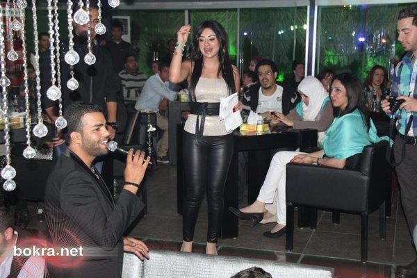 افتتاح مطعم شيشا وي بحضور مميز للنجوم والفنانين