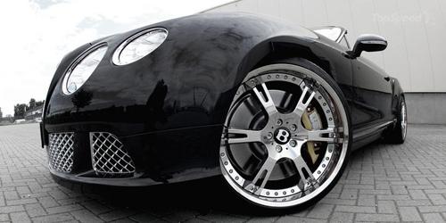احدث سيارات بنتلي كونتيننتال 2013