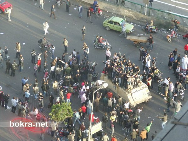 عباسي: عشنا أصعب الفترات خاصة وان فندقنا كان بميدان التحرير