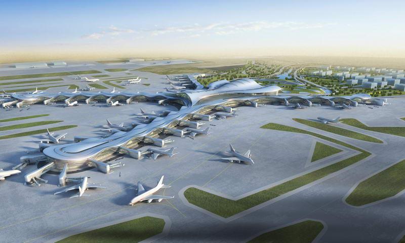لا تفوتوا فرصة مشاهدة مطار ابو ظبي الدولي 1