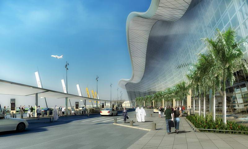 لا تفوتوا فرصة مشاهدة مطار ابو ظبي الدولي 2