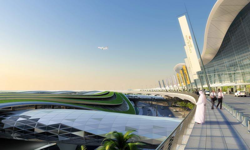 لا تفوتوا فرصة مشاهدة مطار ابو ظبي الدولي 3