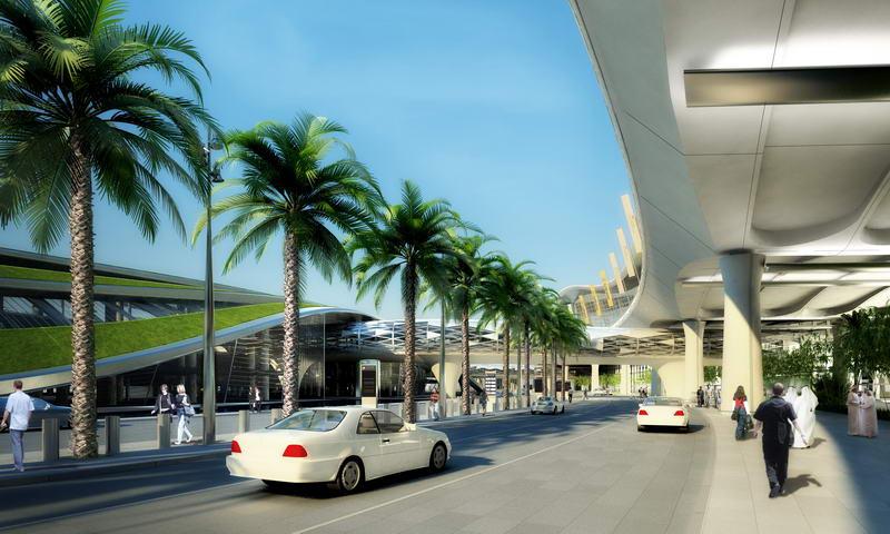 لا تفوتوا فرصة مشاهدة مطار ابو ظبي الدولي 4