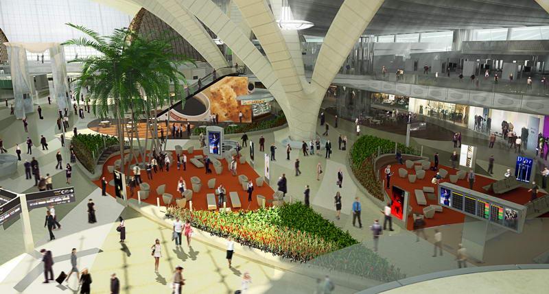 لا تفوتوا فرصة مشاهدة مطار ابو ظبي الدولي 5