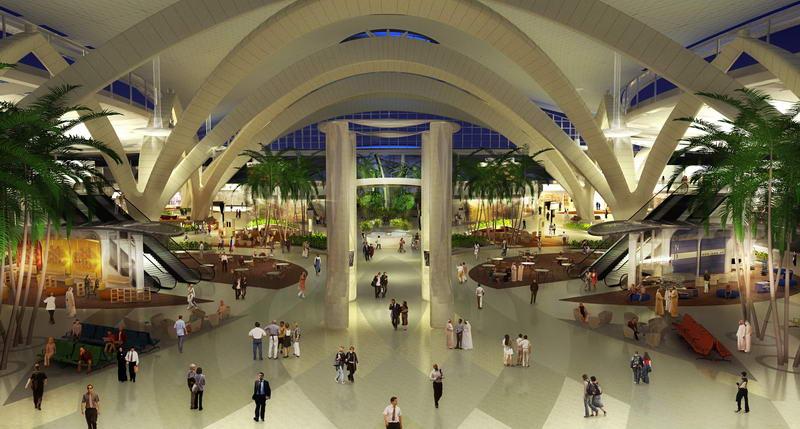 لا تفوتوا فرصة مشاهدة مطار ابو ظبي الدولي 6