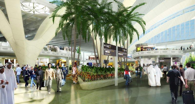 لا تفوتوا فرصة مشاهدة مطار ابو ظبي الدولي 7