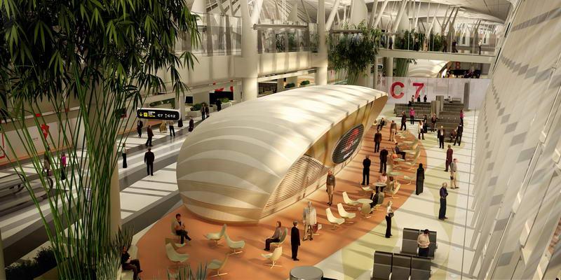 لا تفوتوا فرصة مشاهدة مطار ابو ظبي الدولي 9