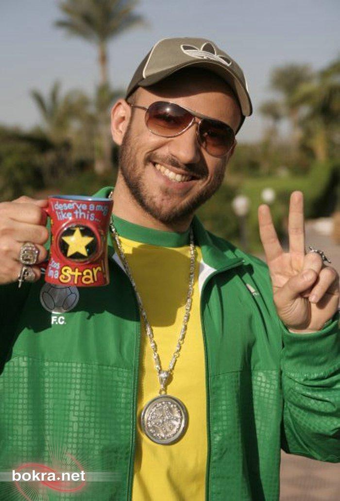 صور الممثل أحمد مكي 2011