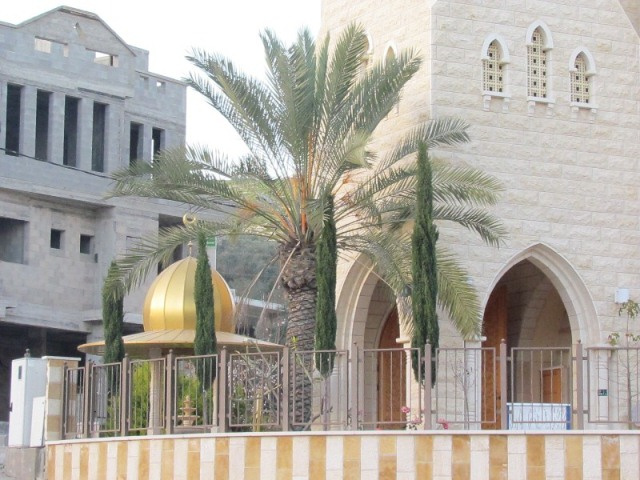 بالصور..جامع عمر المختار يافة الناصرة رووعة IMG_8028