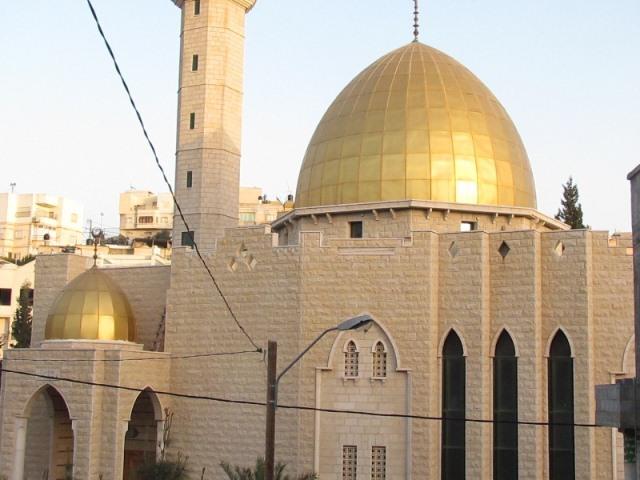 بالصور..جامع عمر المختار يافة الناصرة رووعة IMG_8035