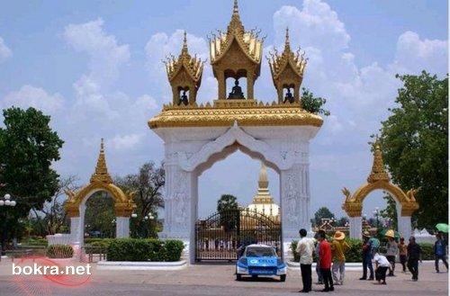 جمهورية لاوس templeinvientianemg8