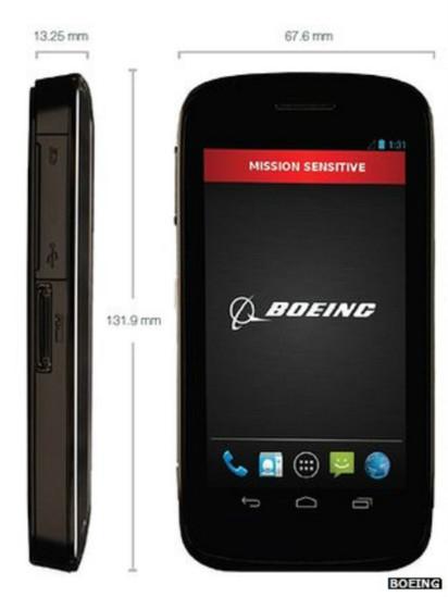 بوينغ تنتج هاتفا ذكيا للاتصالات السرية يدمر نفسه ذاتيا