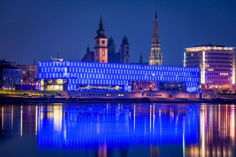 مدينة لينتس السياحية في النمسا تعتبر النمسا دولة سياحية