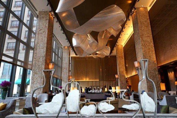 فندق شانغريلا يفتح أبوابه في هانغتشو مدينة السماء 388034671