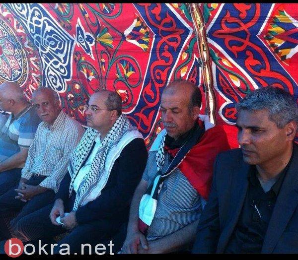 الطيبي في جنازة الشهيد أبو خضير : نطالب الأمم المتحدة بتوفير الحماية للأطفال الفلسطينيين