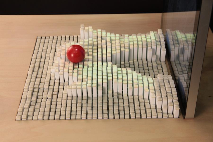 حلة جديدة مثيرة لطاولة متعددة الأبعاد