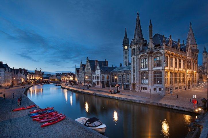 تعرفوا على غينت البلجيكية سيدة القرون الوسطى 1335419490