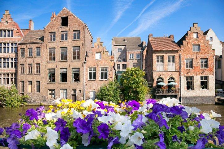 تعرفوا على غينت البلجيكية سيدة القرون الوسطى 705188220