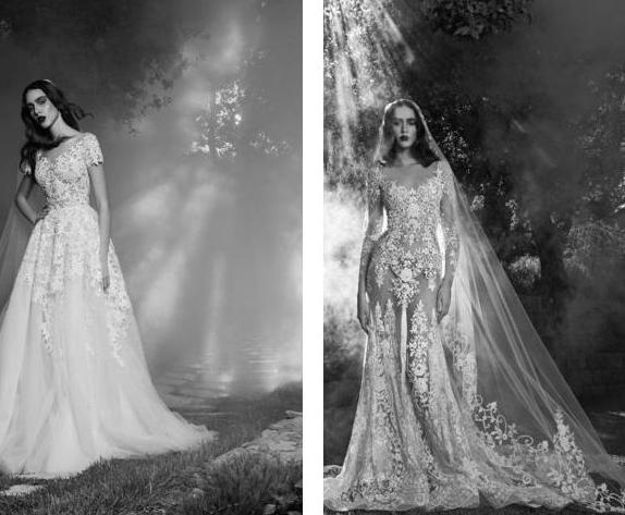 0d416e197 موقع السلام فساتين زفاف ملكية من زهير مراد لخريف 2016