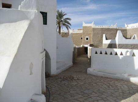 """غدامس ...""""لؤلؤة الصحراء"""" الليبية"""