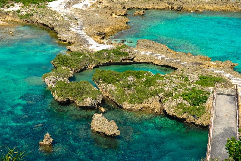 ماذا تعرفون عن جمال اليابان؟ هل سمعتم عن جزيرة أوكيناوا؟ 1538508142