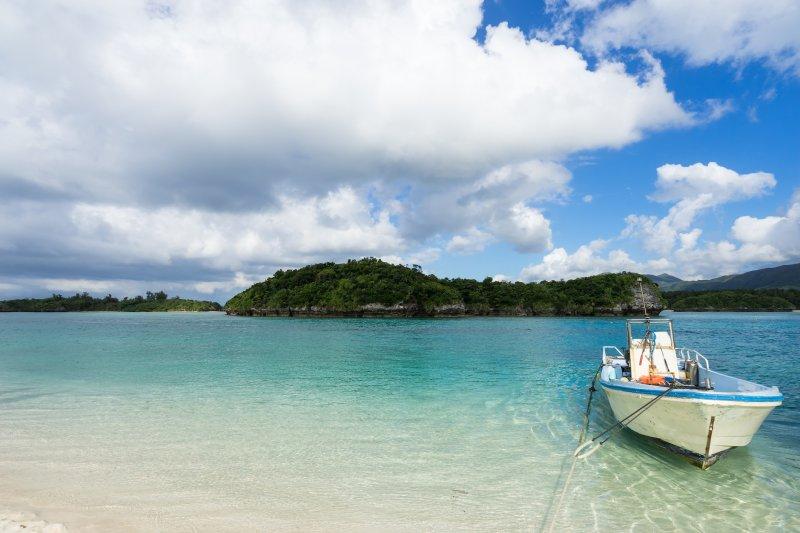 ماذا تعرفون عن جمال اليابان؟ هل سمعتم عن جزيرة أوكيناوا؟ 1555082659