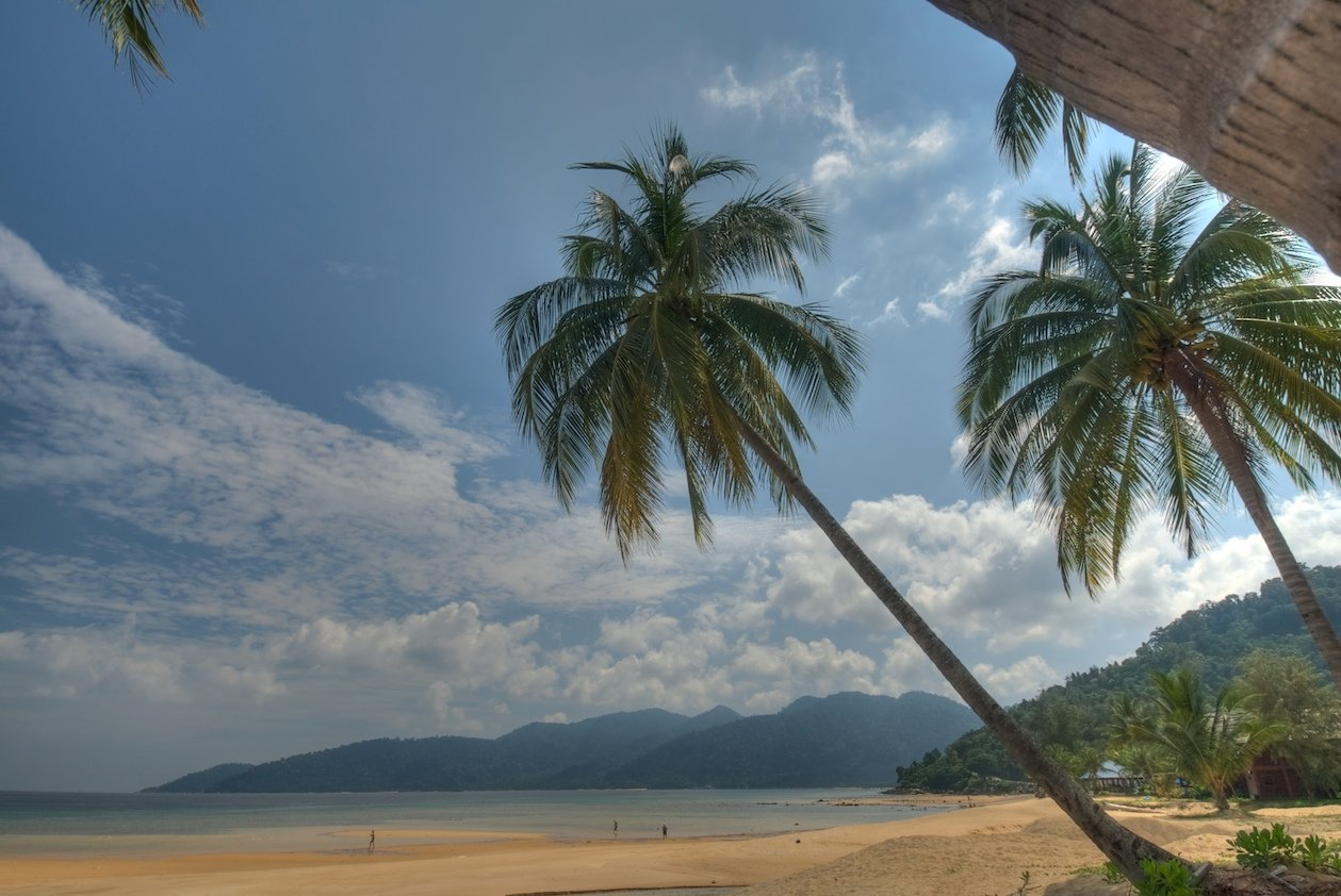 زيارة الى جزيرة تيومان في ماليزيا 1006807857